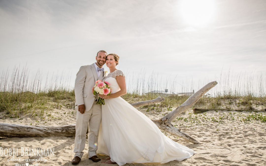 Jennifer Tony 4 30 16 Tybee Island Wedding Chapel Beach