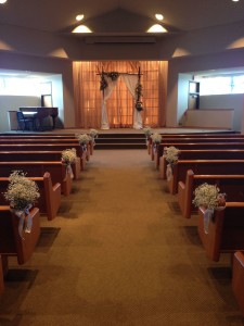 Southland Church's chapel.
