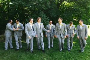 groomsmen bouts