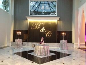 reception 1 entrance