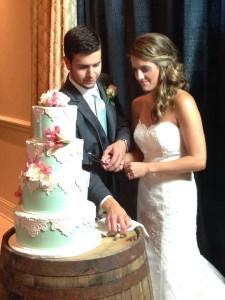 Cake by Martine.